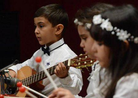 افزایش ۳۰ درصدی تعداد آموزشگاه های موسیقی