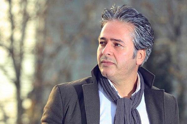 """امیر تاجیک برای """"دست فرمون"""" می خواند"""